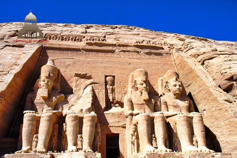 Kiến trúc Ai Cập cổ đại 2