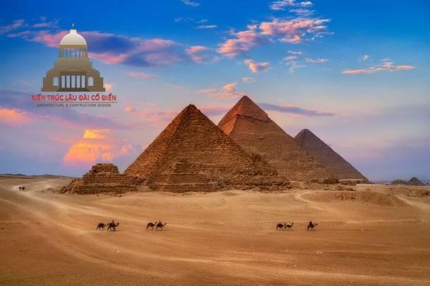 Kiến trúc Ai Cập cổ đại 3