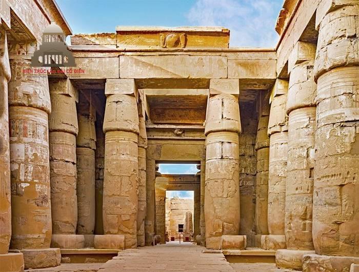 Kiến trúc Ai Cập cổ đại 4