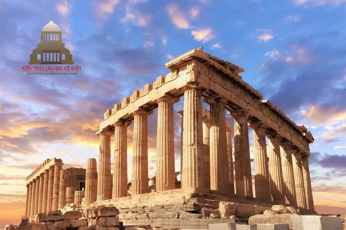 Kiến trúc Hy Lạp cổ đại 1