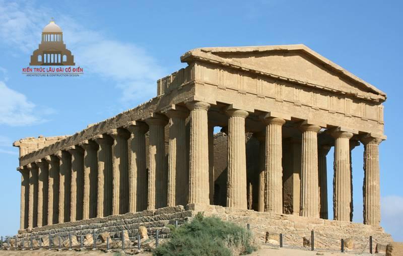 Kiến trúc Hy Lạp cổ đại 2
