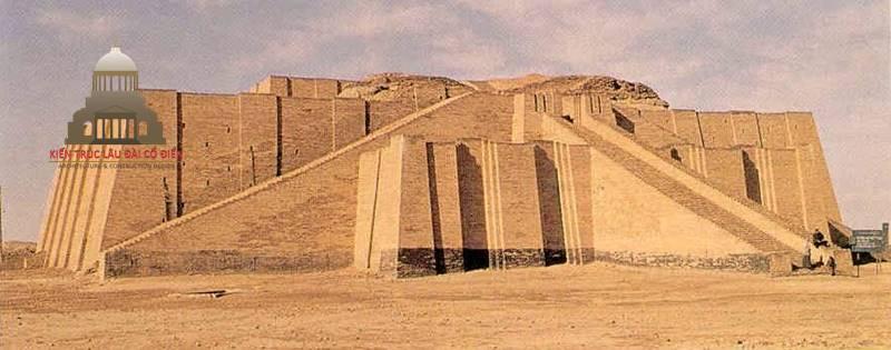 Kiến trúc Lưỡng Hà 1