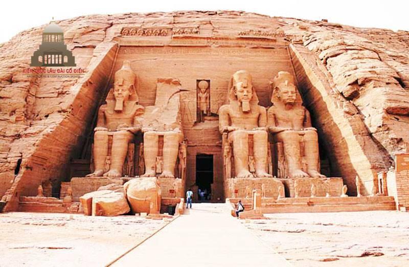Phong cách kiến trúc Ai Cập cổ đại