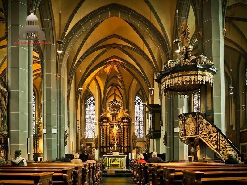 Phong cách kiến trúc Baroque