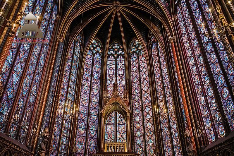 Phong cách Kiến trúc Gothic 3