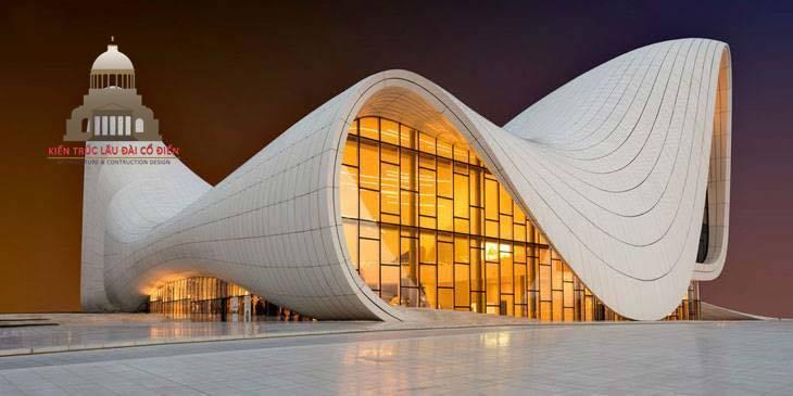 Phong cách kiến trúc hiện đại