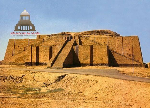Phong các kiến trúc Lưỡng Hà
