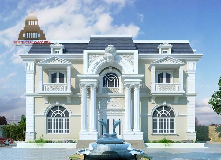 Phong cách kiến trúc Tân cổ điển