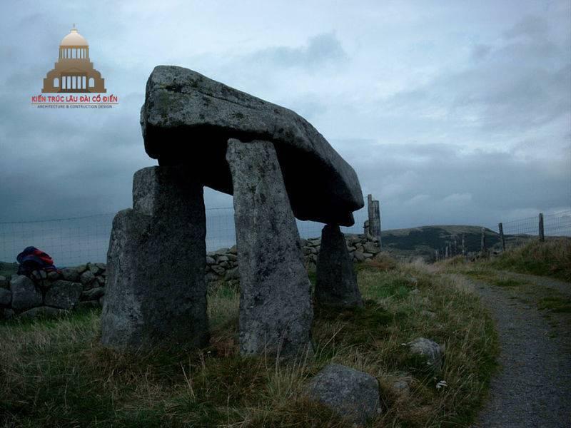 Phong cách kiến trúc thời kỳ đồ đá