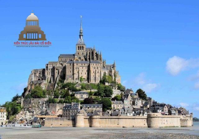 Phong cách kiến trúc thời Trung Cổ