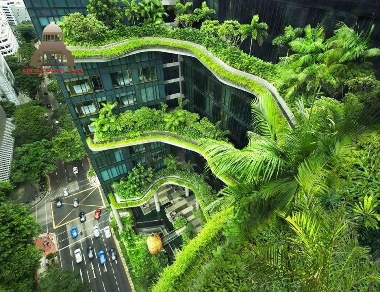 Tìm hiểu lý do kiến trúc xanh ngày càng được ưa chuộng 2