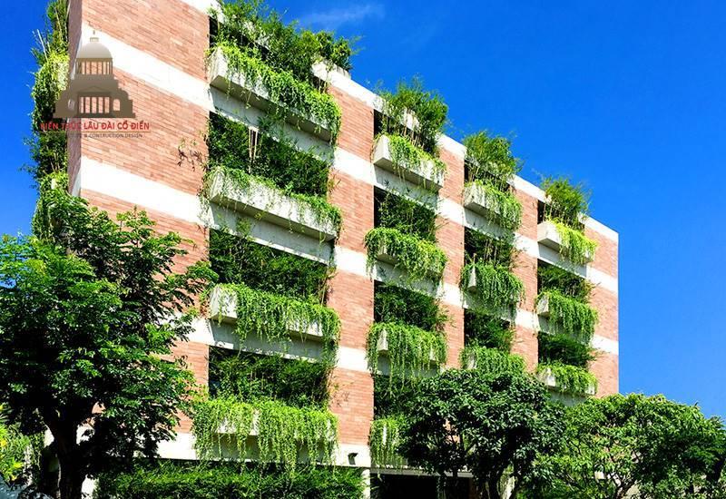 Tìm hiểu lý do kiến trúc xanh ngày càng được ưa chuộng 5