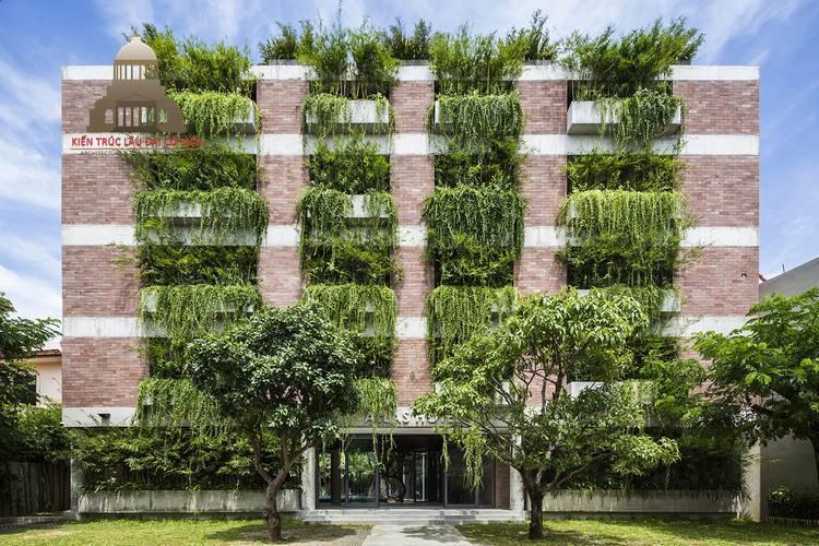 Kiến Trúc Xanh - Atlas Hotel Hoian / VTN Architects