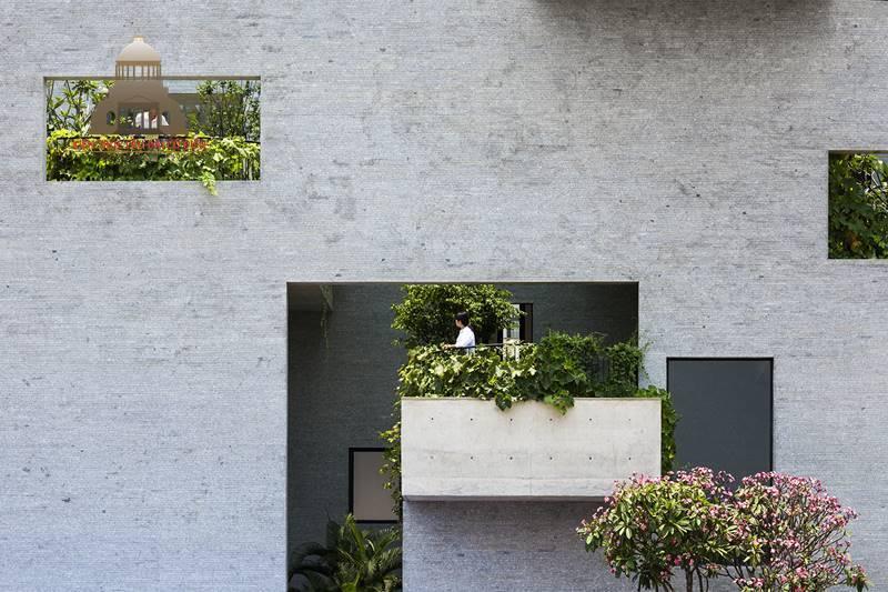 Kiến Trúc Xanh - Binh House / VTN Architects
