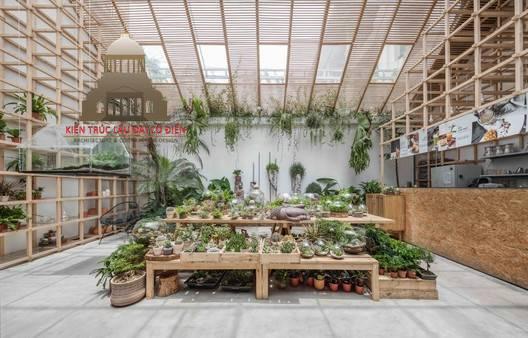 Kiến Trúc Xanh - Tropical Forest / Tayone Design Studio