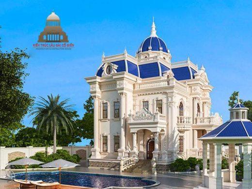 lâu đài dinh thự Châu Âu 4