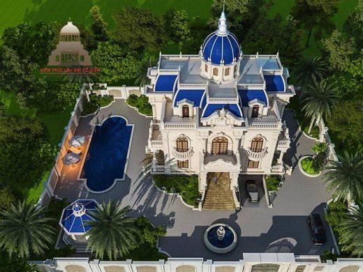 lâu đài dinh thự Châu Âu 5