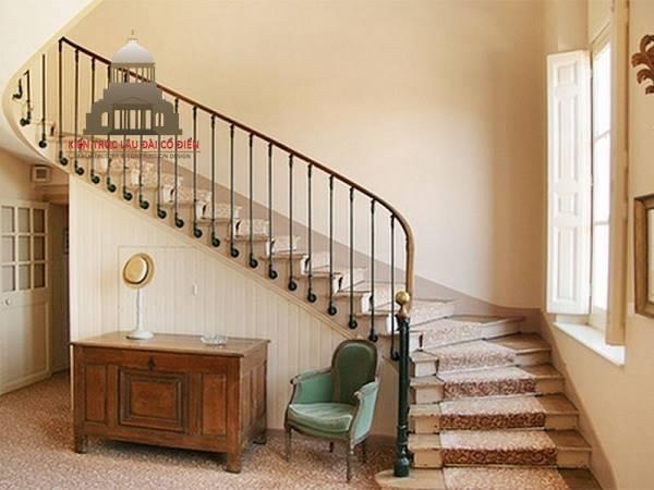 Cầu thang 23 bậc có sao không 3