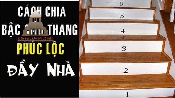 [Giải đáp] Cầu thang có 19 bậc có sao không 2