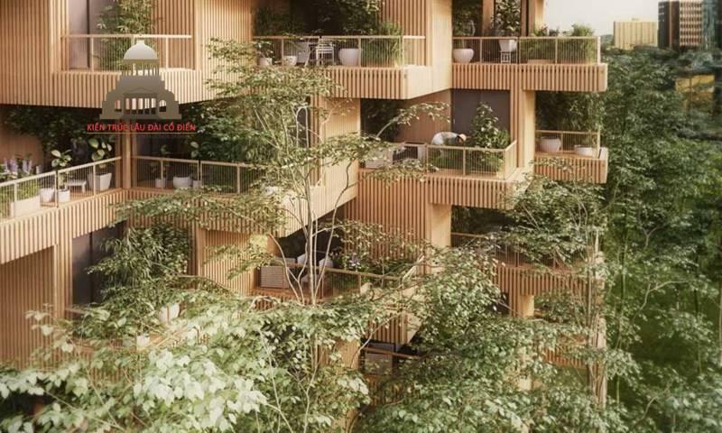 Kiến trúc bền vững là gì? Nguyễn tắc, tiêu chí, lợi ích 4