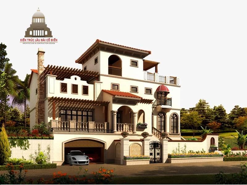 Kiến trúc địa Trung Hải là gì? Quá trình hình thành và phát triển phong cách này 4