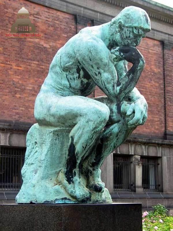 Phong cách thời thượng khi điêu khắc tượng châu Âu 4