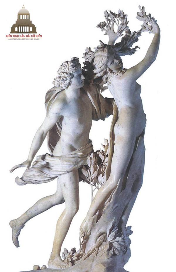 Phong cách thời thượng khi điêu khắc tượng châu Âu 6