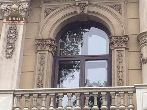 Cách đắp chỉ cửa sổ đơn giản mà đẹp bất ngờ 2