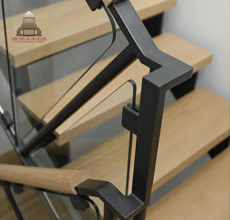 Kích thước cầu thang theo tiêu chuẩn mới nhất 4