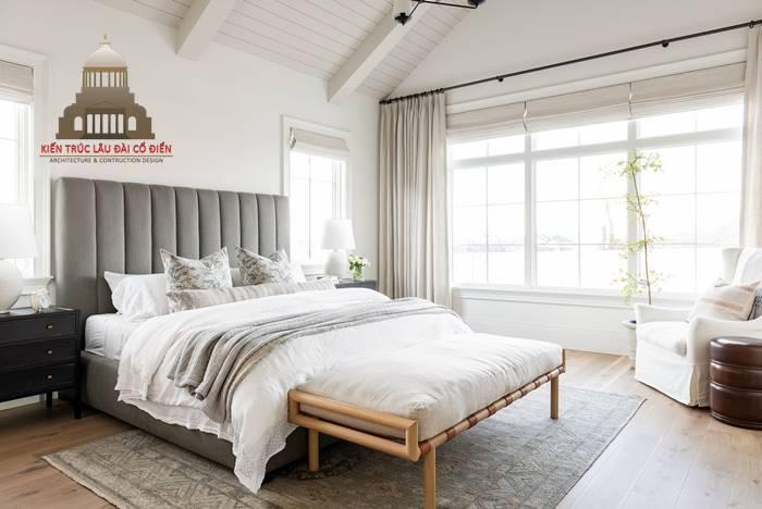 Diện tích phòng ngủ tiêu chuẩn bao nhiêu m2 là hợp lý 3