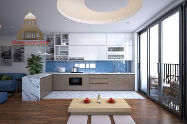 Các mẫu phòng bếp đẹp 1