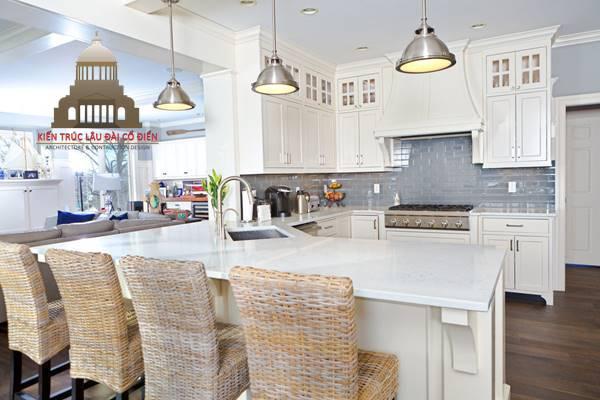 Các mẫu phòng bếp đẹp 2
