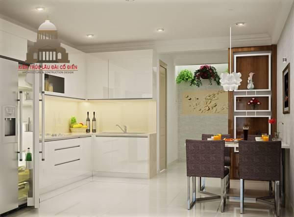 Các mẫu phòng bếp đẹp 3