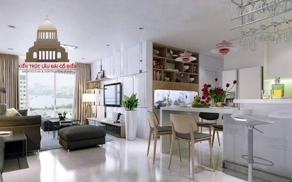 Các mẫu phòng bếp đẹp 4