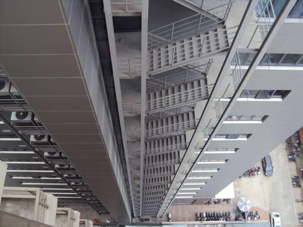 Tiêu chuẩn thiết kế thang thoát hiểm nhà cao tầng, chung cư 3
