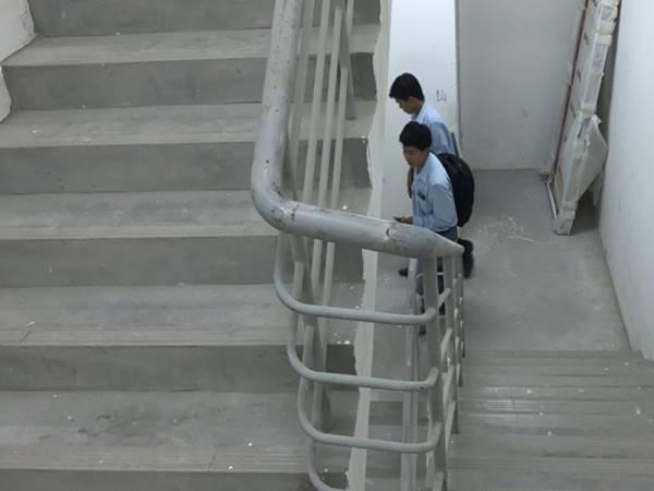 Tiêu chuẩn thiết kế thang thoát hiểm nhà cao tầng, chung cư 4