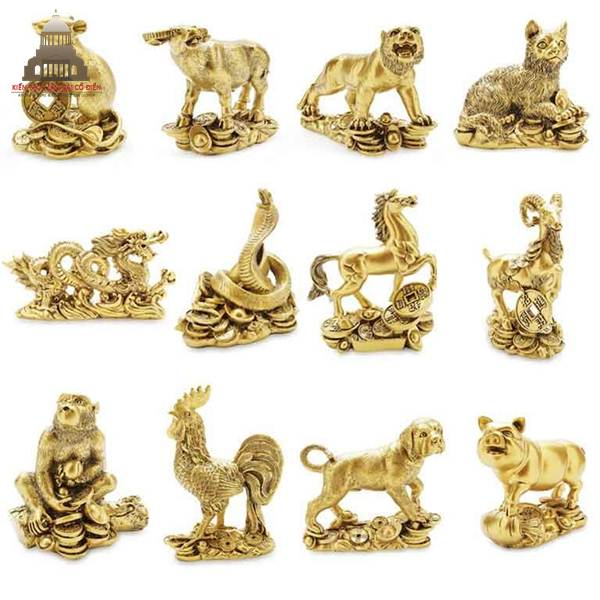 Top 12 ý nghĩa tượng điêu khắc 12 con giáp có thể bạn chưa biết 6