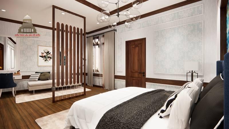 Thiết kế nội thất tân cổ điển 10