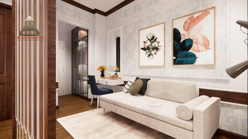 Thiết kế nội thất tân cổ điển 11