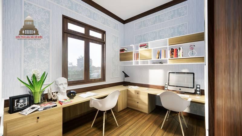 Thiết kế nội thất tân cổ điển 13