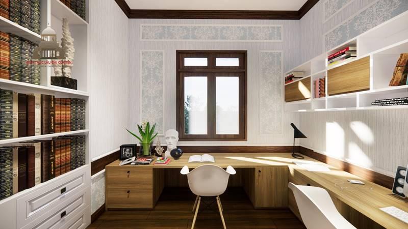 Thiết kế nội thất tân cổ điển 14