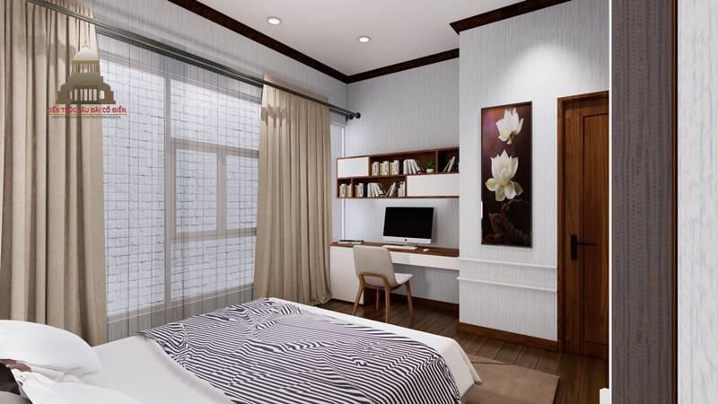 Thiết kế nội thất tân cổ điển 16