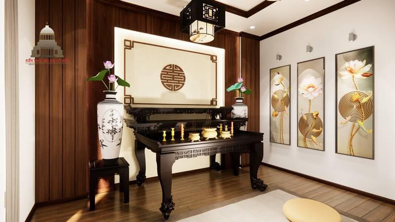 Thiết kế nội thất tân cổ điển 17
