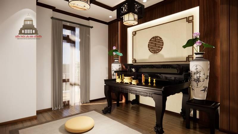 Thiết kế nội thất tân cổ điển 18