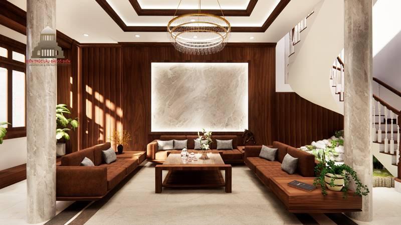 Thiết kế nội thất tân cổ điển 2