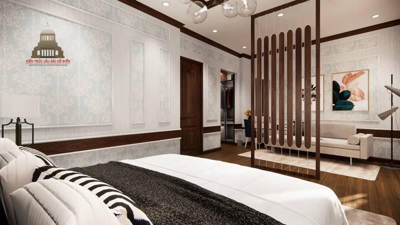 Thiết kế nội thất tân cổ điển 9