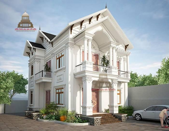 Biệt thự tân cổ điển tại huyện Bình Chánh 3