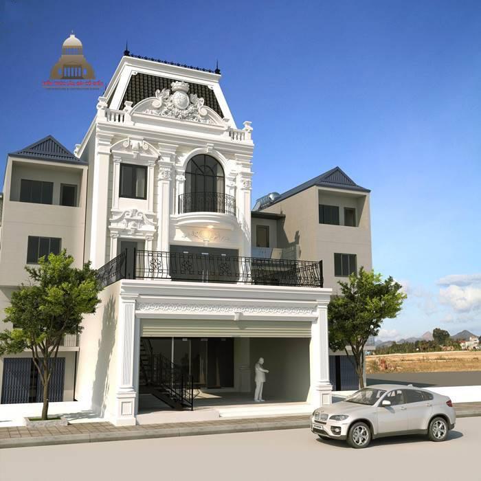 Biệt thự tân cổ điển tại Quận Bình Tân 2
