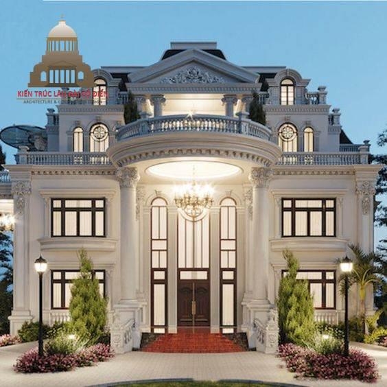 Biệt thự tân cổ điển tại Quận Tân Bình 1