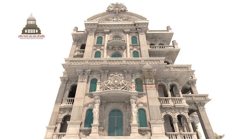 Biệt thự tân cổ điển tại Quận Tân Phú 4
